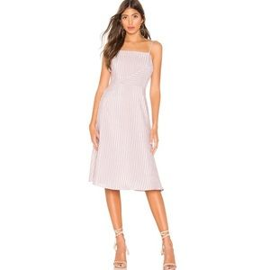 NWT House of Harlow 1960 Marlina Dress in Mauve